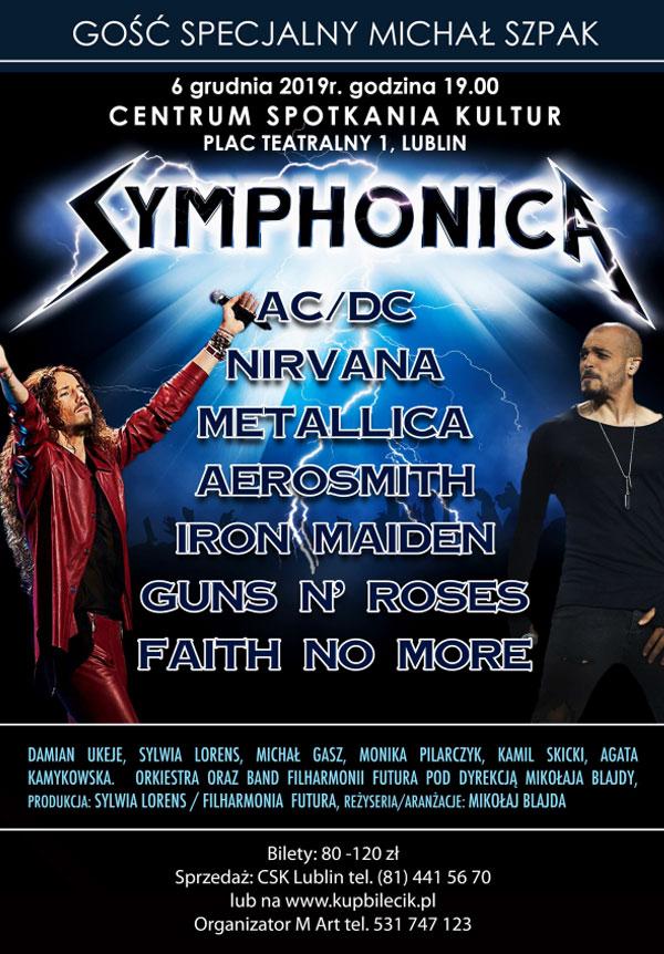 Koncert Symphonica