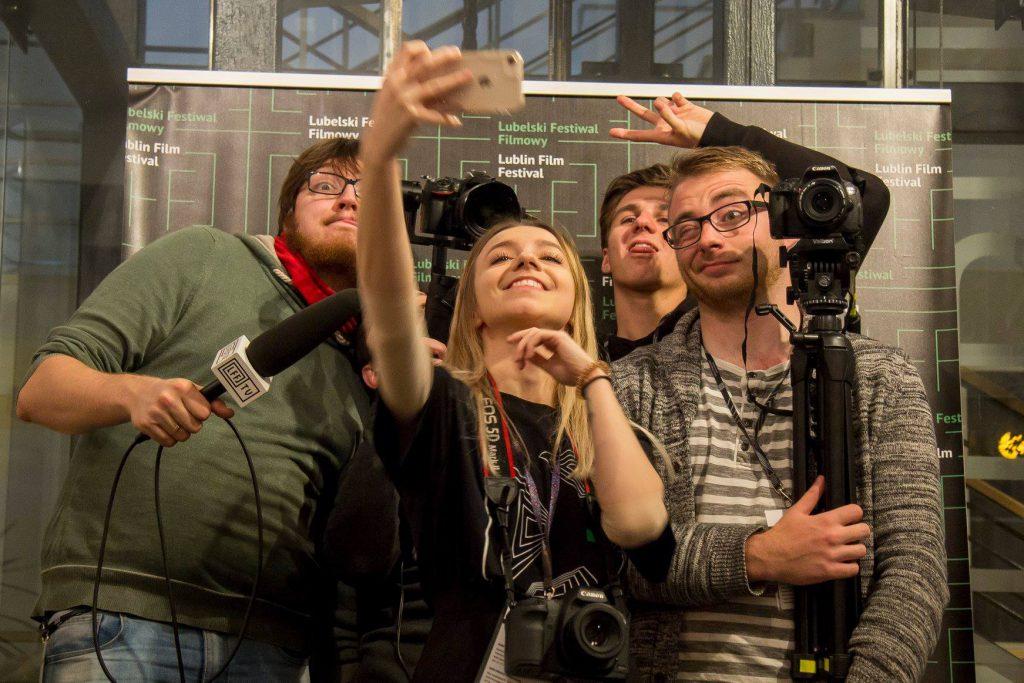 Zaproszenie do wolontariatu Lubelskiego Festiwalu Filmowego 2019