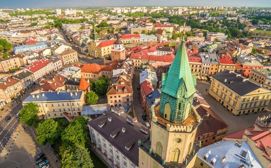 Projekt budżetu Miasta Lublin na 2020 rok