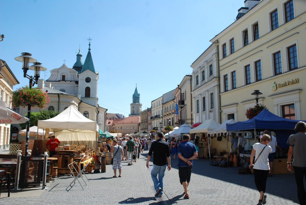 Dlaczego Lublin jest kulturalnym miastem?