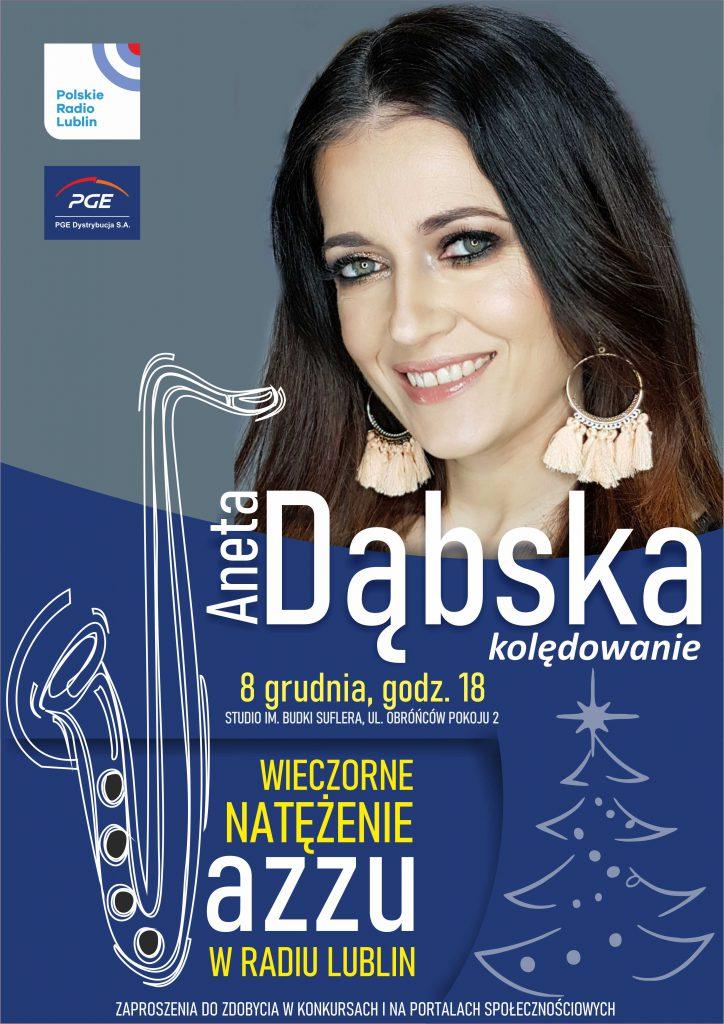 Aneta Dąbska zagra w Lublinie