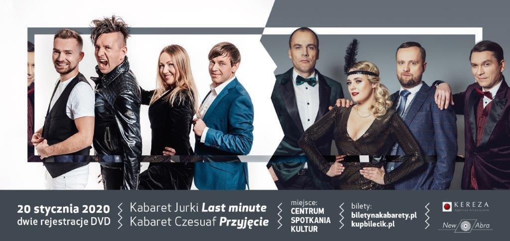 Kabaret Czesuaf i Kabaret Jurki CSK Lublin