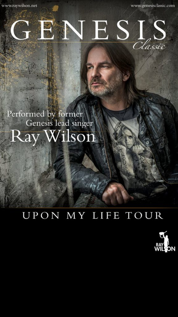 Ray Wilson – Genesis Classic / koncert 7 marca w CSK