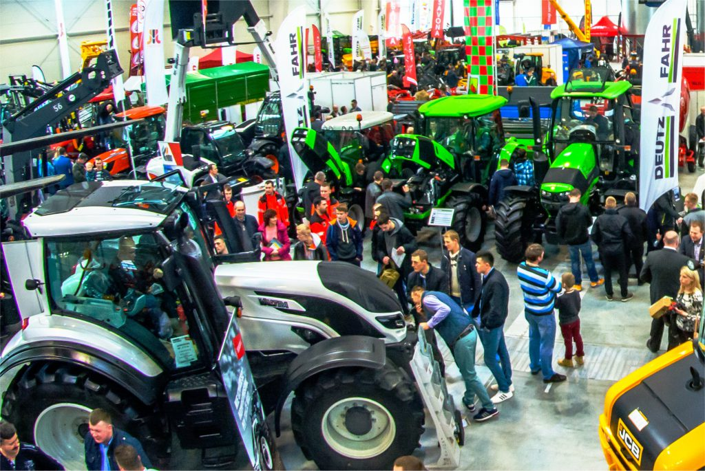 Przed nami XIII edycja Targów Rolniczych AGRO-PARK
