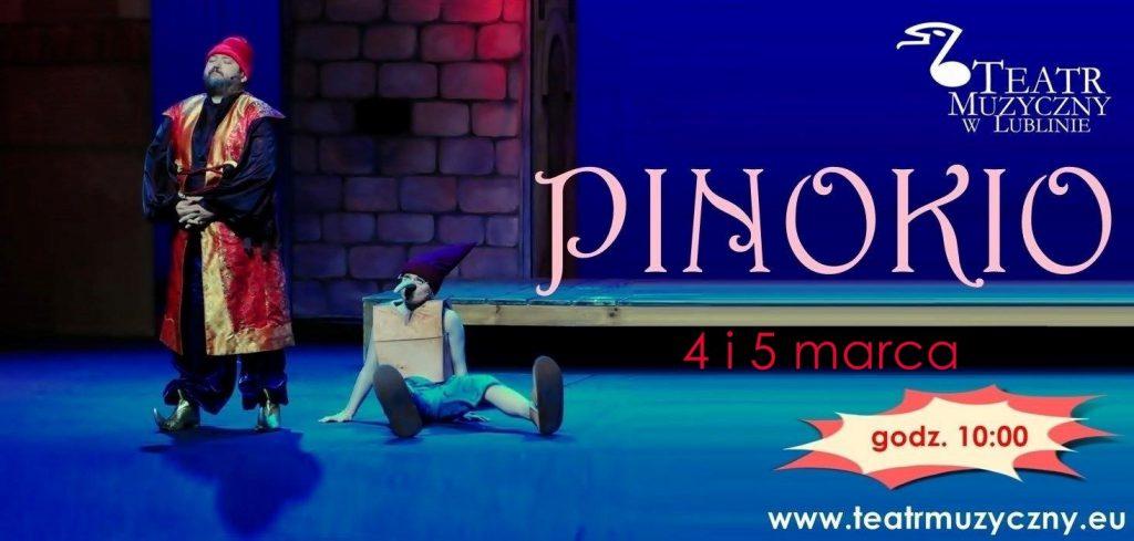 Pinokio w Teatrze Muzycznym