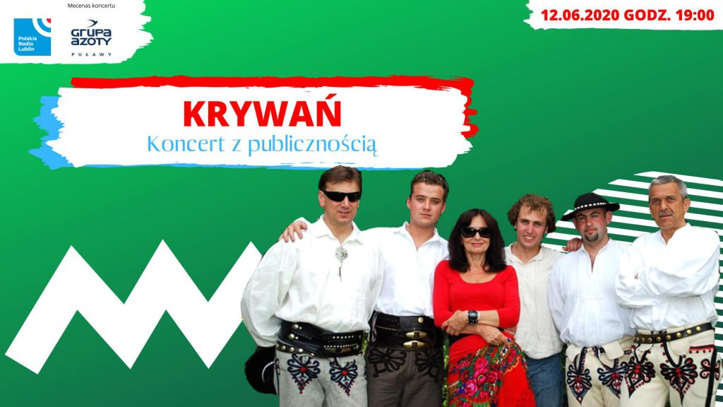 W cyklu Nie tylko rock'n'roll koncert Krywania