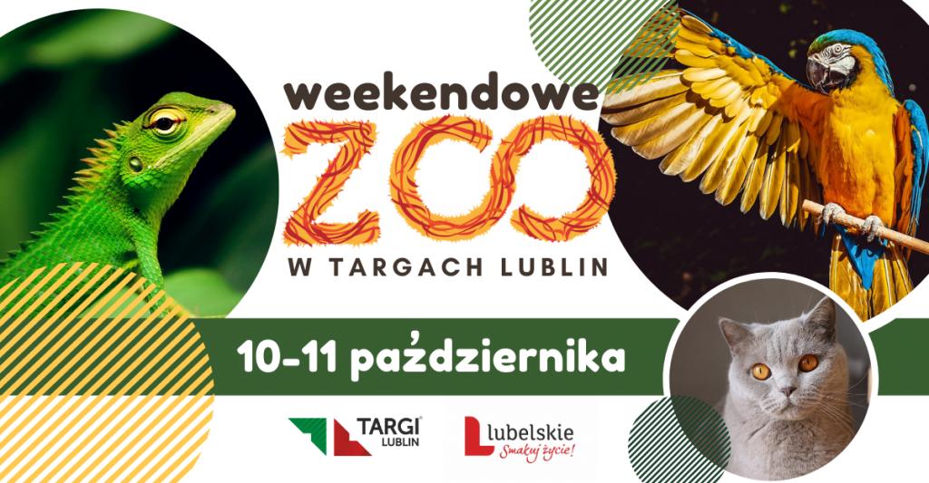 Weekendowe ZOO w Targach Lublin – PRZEŁOŻONE