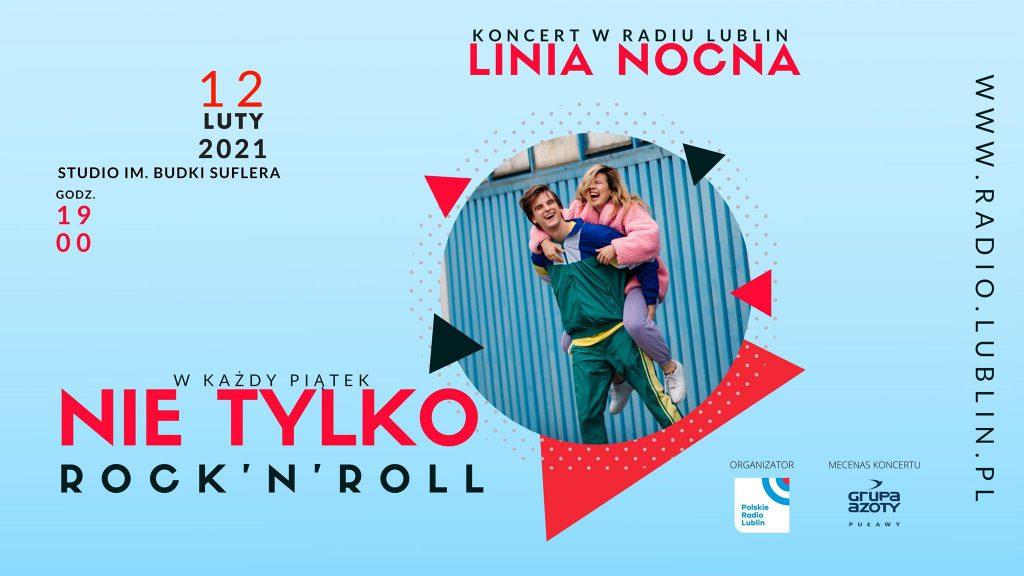 12 lutego, godz. 19.00, w Radiu Lublin – koncert Linii Nocnej