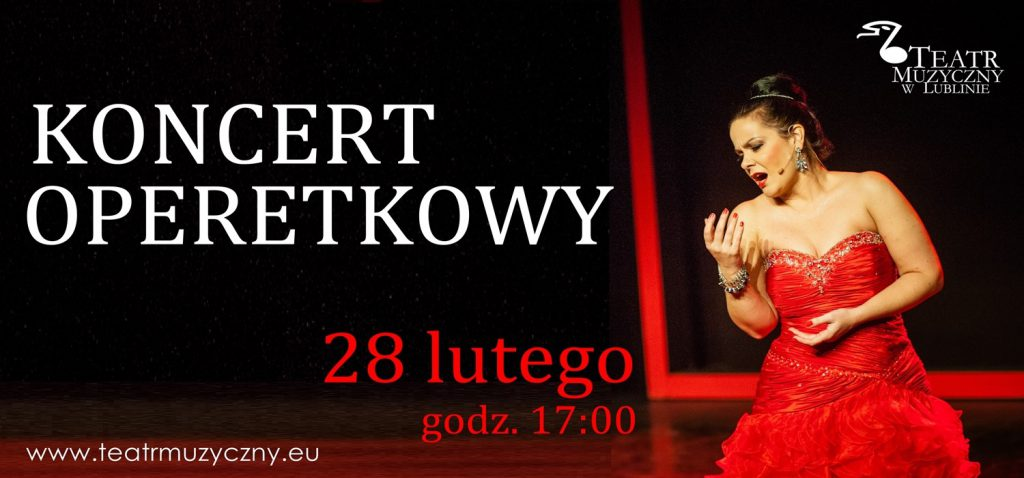 Koncert Operetkowy 28 lutego 2021